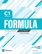 Formula C1 Advanced Exam Trainer with Key, Interactive eBook, Digital Resources and App - фото обкладинки книги