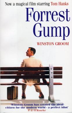 Forrest Gump - фото книги