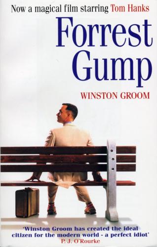 Книга Forrest Gump