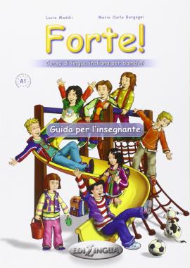 Forte! 1 (A1) Guida per L'insegnante - фото книги