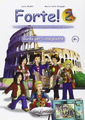 Forte! 2 (A1+) Guida per L'insegnante - фото обкладинки книги