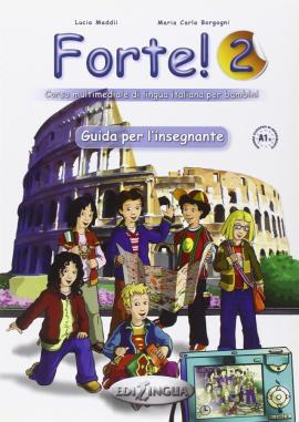 Forte! 2 (A1+) Guida per L'insegnante - фото книги