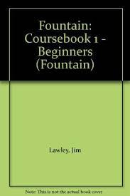 Fountain Coursebook 1 Inter Edition - фото книги