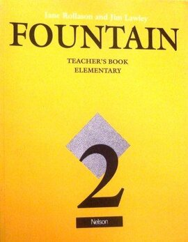 Книга для вчителя Fountain Teachers Book 2