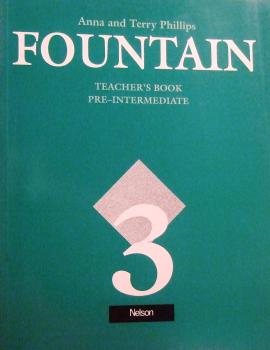 Книга для вчителя Fountain Teachers Book 3
