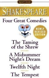 Four Great Comedies. Revised Edition - фото обкладинки книги