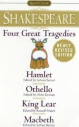 Four Great Tragedies. Revised Edition - фото обкладинки книги