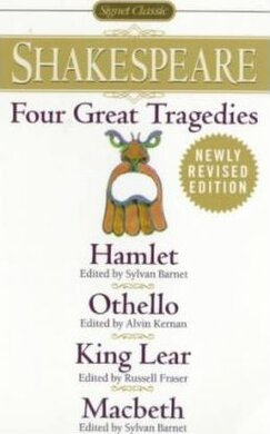 Four Great Tragedies. Revised Edition - фото книги
