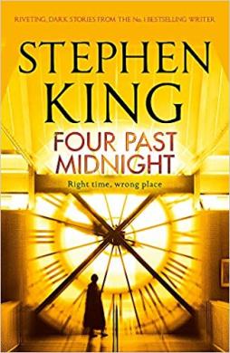 Four Past Midnight - фото книги