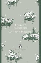 Framley Parsonage - фото обкладинки книги