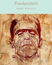 Frankenstein - фото обкладинки книги