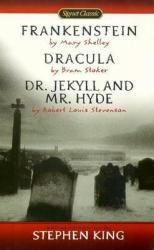Frankenstein, Dracula, Dr. Jekyll And Mr. Hyde - фото обкладинки книги
