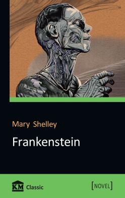Frankenstein or, The Modern Prometheus - фото книги
