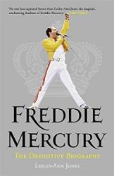 Freddie Mercury: The Definitive Biography - фото обкладинки книги