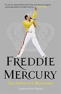 Freddie Mercury: The Definitive Biography - фото книги