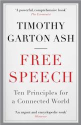 Free Speech : Ten Principles for a Connected World - фото обкладинки книги