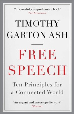Free Speech : Ten Principles for a Connected World - фото книги