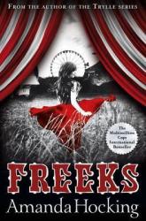 Freeks - фото обкладинки книги