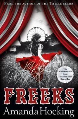 Freeks - фото книги