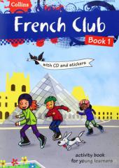 French Club Book 1 - фото обкладинки книги
