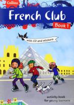 Робочий зошит French Club Book 1