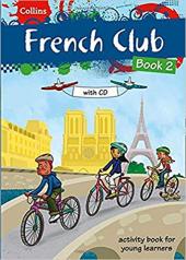French Club Book 2 - фото обкладинки книги