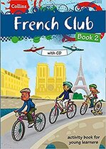 Робочий зошит French Club Book 2