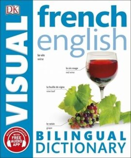 French-English Bilingual Visual Dictionary - фото книги
