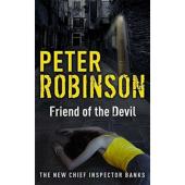 Friend of the Devil : DCI Banks 17 - фото обкладинки книги