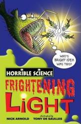 Frightening Light - фото обкладинки книги