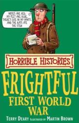 Frightful First World War - фото обкладинки книги