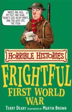 Frightful First World War - фото книги