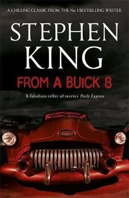 From a Buick 8 - фото книги