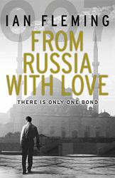 From Russia with Love - фото обкладинки книги