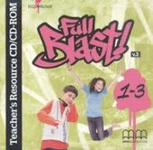 FULL BLAST! 1-3 TRP CD/CD-ROM - фото обкладинки книги