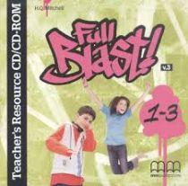 FULL BLAST! 1-3 TRP CD/CD-ROM - фото книги