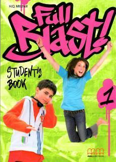 Full Blast 1 Class CDs - фото книги