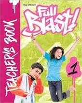Full Blast! 1 Prof book - фото обкладинки книги
