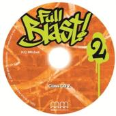 Full Blast! 2 Class CDs - фото обкладинки книги