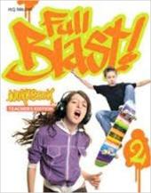 Full Blast! 2 WB Teachers Ed. - фото обкладинки книги