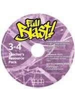 Full Blast! 3-4 TRP CD/CD-ROM - фото книги