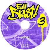 Full Blast! 3 Class CDs - фото обкладинки книги
