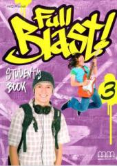 Full Blast! 3 SB Ukrainian Edition - фото обкладинки книги