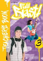 Full Blast! 3 - Teachers Book - фото обкладинки книги
