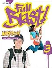 Full Blast! 3 WB Teacher's Ed. - фото обкладинки книги