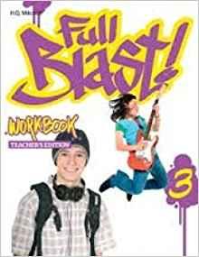 Full Blast! 3 WB Teacher's Ed. - фото книги