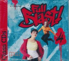 Full Blast! 4 CLASS CDS (2) - фото книги