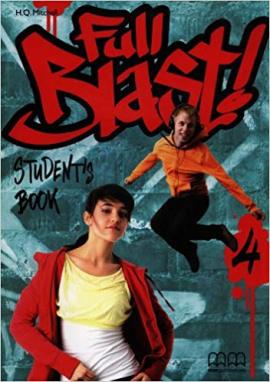 FULL BLAST! 4 SB - фото книги