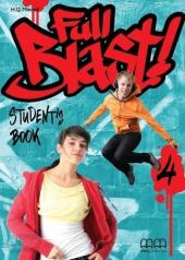 Full Blast! 4 SB Ukrainian Edition - фото обкладинки книги