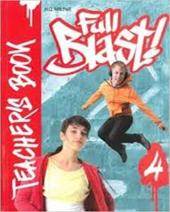 Full Blast! 4 TB - фото обкладинки книги
